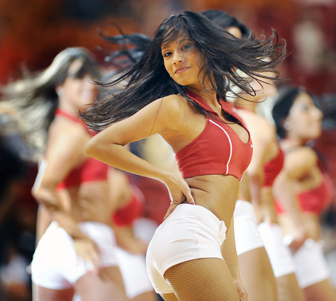 Photos: Miami Heat Dancers in action - Heat