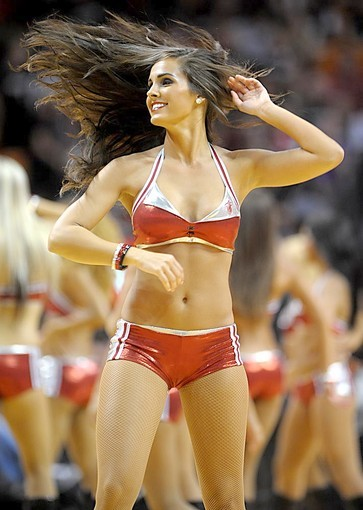 Photos: Miami Heat Dancers in action - Performance