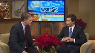 WSBT goes one-on-one with Mayor Buttigieg