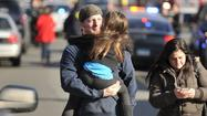 Pictures: Newtown School Shooting