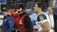 Has Tim Tebow finally had enough with the New York Jets? Yes, according to a report in today's New York Daily News.