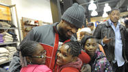 Dec. 19: Ravens give back