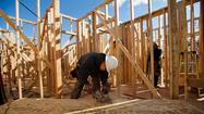 WASHINGTON -- New housing starts fell 3% in November from the previous month as Superstorm Sandy kept builders from breaking ground in the Northeast, the Commerce Department reported Wednesday.