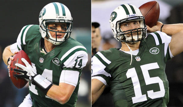 Greg McElroy, Tim Tebow
