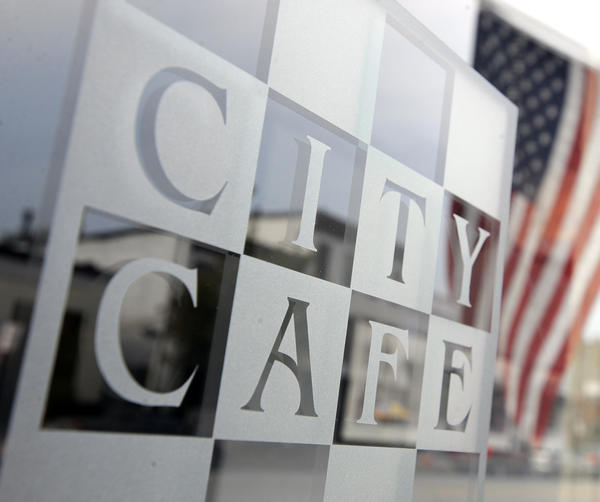 "City Cafe is taking reservations for a three-course <a class=""taxInlineTagLink"" id=""EVFES000168"" title=""New Year's Day"" href=""/topic/arts-culture/holidays/new-years-day-EVFES000168.topic"">New Year's Eve</a> dinner. The main course options include butter-poached lobster, filet mignon, rockfish with chanterelle mushrooms and duck two ways. The cost is $75.<br> <br> • <a href=""http://www.citycafebaltimore.com/user_data/1355182041_newyearseve2012draftcolor.pdf"" target=""new"">City Cafe's New Year's Eve menu</a><br>