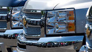 GM increases pickup truck deals to work down inventory
