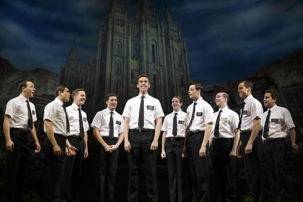 """Book of Mormon"" second national tour."