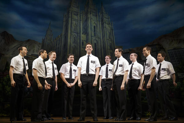The Book of Mormon 2nd National Tour.