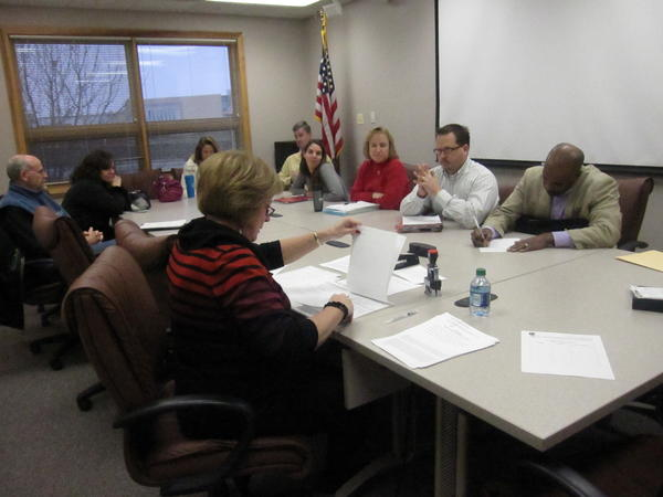 Ten candidates turned in paperwork on Dec. 17 to run for Naperville Unit District 203 school board in the April 9 election. Candidates have until Dec. 26 to file.