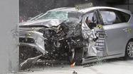 Family cars crash-tested
