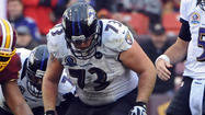A sprained right ankle forced Marshal Yanda to snap a 44-consecutive starts streak dating back to Nov. 29, 2009. Whether the right guard can avoid back-to-back absences is a mystery.