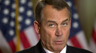 Boehner vows to press ahead with 'Plan B' votes