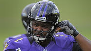 Bryant McKinnie says increased playing time is a 'possibility'