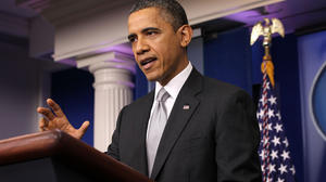 TRANSCRIPT: Obama Press Conference On Gun Violence