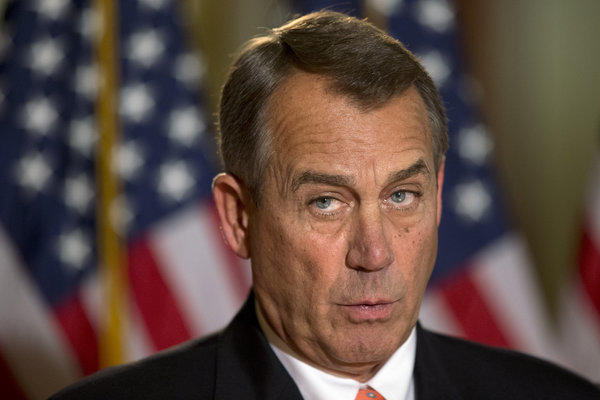 Boehner announces Plan B vote