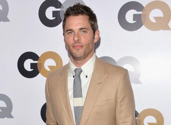 James Marsden, pictured at the 2012 GQ Men of the Year party in November, has reportedly become a father for the third time.