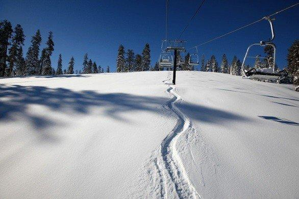 Badger Pass Ski Area, which opened to cross-country skiers and snowshoers last weekend, will open the slopes to downhill skiers Friday.