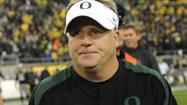 <strong>What do you think about Chip Kelly as the next head coach for the Bears? Would his offense work in the NFL? I hope you'll agree with me on this -- whoever the next head coach is, it absolutely must be an offensive coach.</strong> -- Alex Dovzhenko, Beardstown