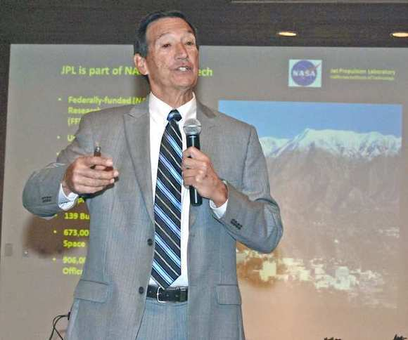 Dr. Richard P. O'Toole of JPL