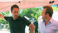McGarrett and Danny, 'Hawaii Five-0'