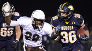 Neuqua Valley senior All-State running back Joey Rhattigan ended his recruiting process Wednesday when he gave the Princeton Tigers an oral commitment.