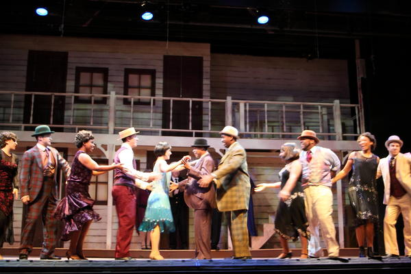 """Show Boat"" at Stage Door Theatre in Coral Springs"