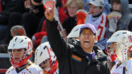 Maryland's 2013 men's lacrosse schedule features 8 teams from 2012 tourney