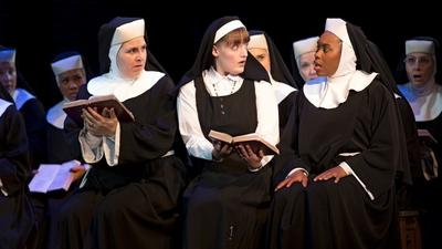 Sister Act at Broward Center is heaven sent
