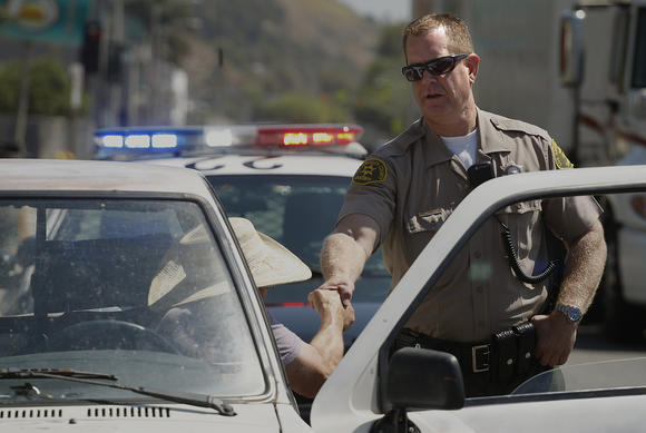 traffic detective