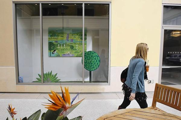 Innocean USA has a new art gallery in Huntington Beach.