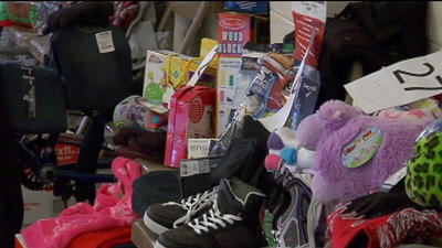 Danville community gives women with criminal past Christmas cheer