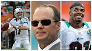 In the end, the big decisions for the Dolphins start in January, whether they finish these final two games like they want or not. It's not just about where they are right now. This season always was about more than that.