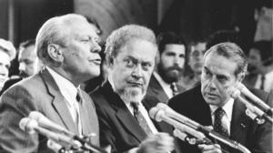 Robert H. Bork dies at 85; pivotal figure in Supreme Court history