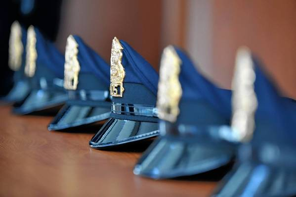 The Bethlehem Police Department held a promotion ceremony Wednesday, December 19th, 2012 at City Hall in Bethlehem.