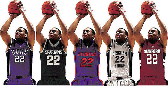 Jabari Parker's college options