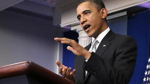 Obama Calls For New Proposals For Gun Control In Wake Of Newtown Massacre