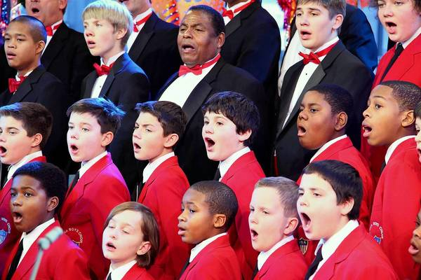 The Philadelphia Boys Choir and Chorale performs Dec. 21 at Miller Symphony Hall.