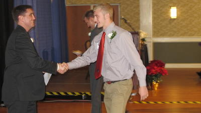 WDBJ7 hands out Friday Football Extra awards at its annual banquet