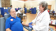 The Donorama Blood Drive will happen Thursday, December 20th at the Roanoke Civic Center from 11 a.m. to 6 p.m.