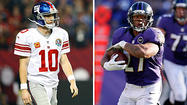 Ravens-Giants predictions from The Baltimore Sun