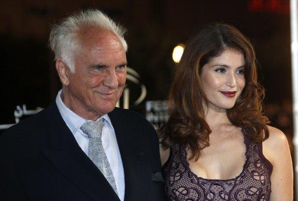 """Unfinished Song,"" starring Terence Stamp and Gemma Arterton, is set to screen at the Palm Springs International Film Festival"
