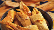 Order tamales for Christmas at Cantina Laredo