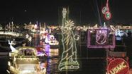 Boat parade rides wave of success