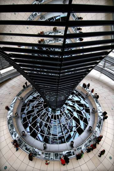 The Reichstag in Berlin, a destination to consider.