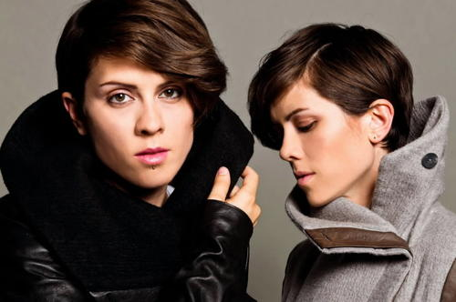 "In January, Tegan and Sara, the Canadian duo made up of identical twin sisters Tegan and Sara Quin, will release ""Heartthrob,"" a game-changer of an album that, if all goes as planned, will catapult them from well-regarded folk act to arena-ready pop stars. But first, the sisters have to get through Christmas. Tegan, the duo's co-writer and guitarist and an all-around good sport, will spend hers with her sister and other relatives. ""I'm quite excited,"" says Tegan, who really does sound excited. ""It'll be 16 of us, all in one house."" <br><br><a href=http://www.chicagotribune.com/entertainment/ct-ott-1221-tegan-and-sara-20121220,0,4505816.story>Read the full Tegan and Sara interview</a> <br><br><b> 8 p.m. Friday at UIC Pavilion, 525 S. Racine Ave.; $38.50-$58.50; 800-745-3000 or ticketmaster.com</b>"