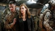 "On Wednesday, three Senate leaders <a href=""http://www.latimes.com/entertainment/movies/moviesnow/la-et-mn-feinstein-mccain-condemn-zero-dark-thirty-20121219,0,2948910.story"">condemned</a> Kathryn Bigelow's ""Zero Dark Thirty"" for its ""grossly inaccurate"" portrayal of the events leading to the killing of Osama Bin Laden."