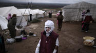 Syria conflict turns 'overtly sectarian,' U.N. reports