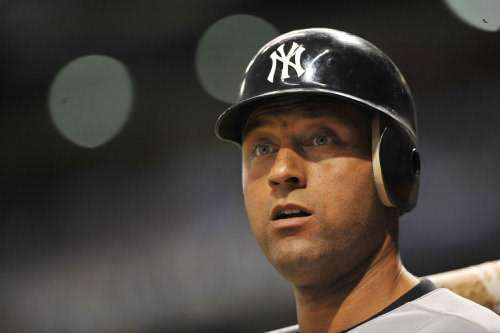 Derek Jeter spoke on the telephone with the mother of one of the teachers killed in the Connecticut shooting, who was a Yankees fan.