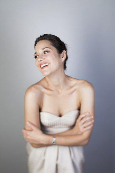 Celebrity portraits by The Times: Marion Cotillard portrays a trainer of orcas struggling to recover from the loss of her legs in Rust and Bone. More:Rust and Bones Marion Cotillard dives head-first into roles