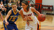 Dec. 19 Athlete of the Week: Heather Harman, Walnut Grove Basketball